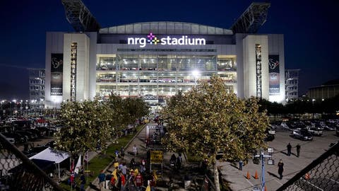 Dec 24, 2016; Houston, TX, USA; A view of the NRG Stadium before the Houston Texans play the Cincinnati Bengals at NRG Stadium. Mandatory Credit: Thomas B. Shea-USA TODAY Sports