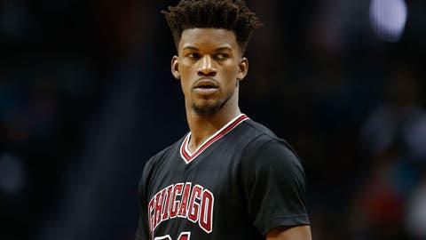 Jimmy Butler, Chicago Bulls
