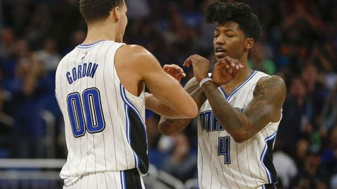 Orlando Magic: Aaron Gordon, Nikola Vucevic, Elfrid Payton