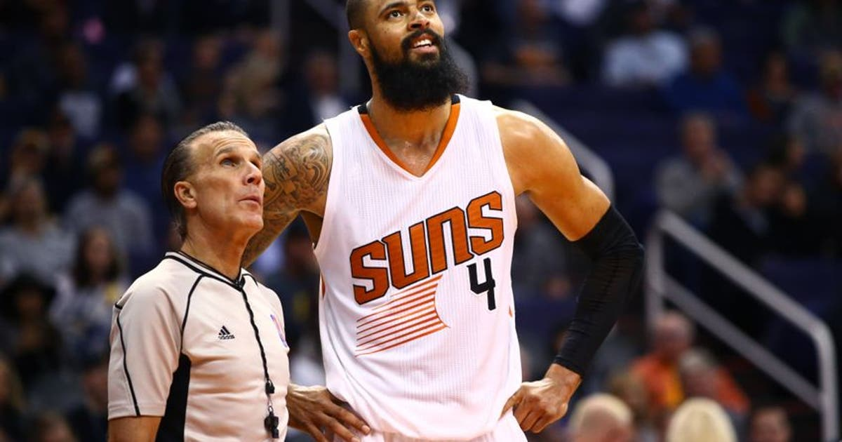 0acf0d3d8ab ... Jersey NBA Trade Rumors 5 Teams That Should Trade For Tyson Chandler  FOX Sports ...