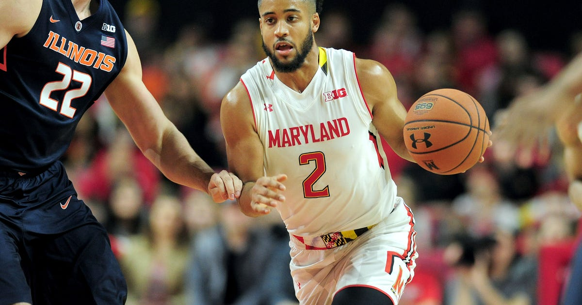 Maryland Basketball  Long road finally nets Terps ranking  fe4796911