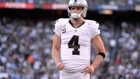 Derek Carr, Raiders