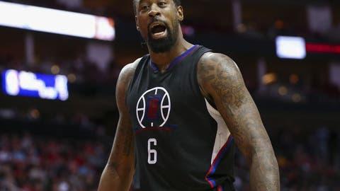 Frontcourt: DeAndre Jordan, L.A. Clippers