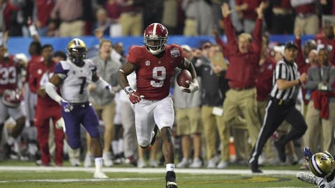 Can the Tide get another big performance out of Bo Scarbrough?