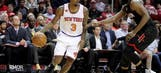 Knicks waive PG Brandon Jennings