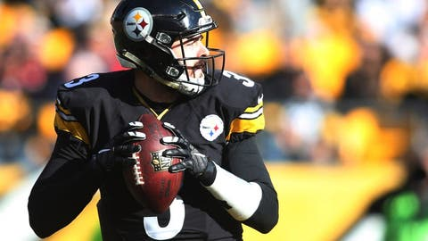 Landry Jones, Steelers
