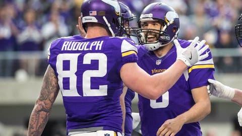 Minnesota Vikings: 9.5 wins (UNDER)