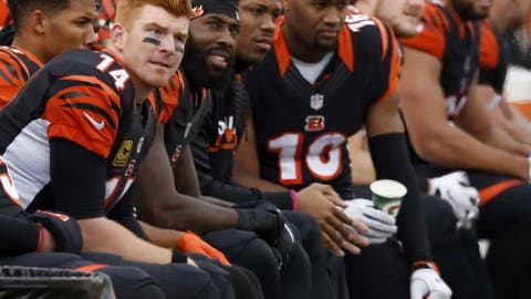 Bengals (no titles since franchise inception in 1967)