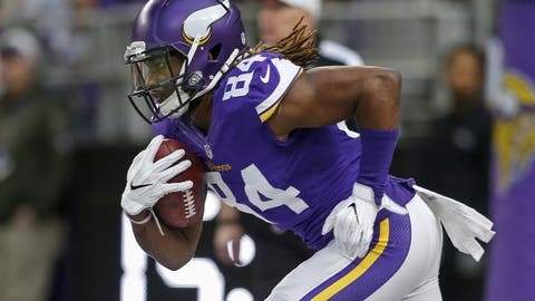 Cordarrelle Patterson, WR, Tennessee (1st round, No. 29 overall)