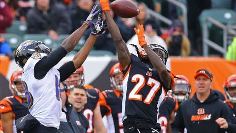 September 10: Baltimore Ravens at Cincinnati Bengals, 1 p.m. ET