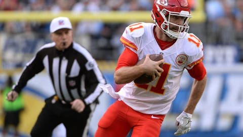 CHIEFS (-2) over Steelers (Over/under: 44)