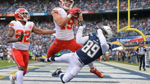 Chiefs 37 - Chargers 27