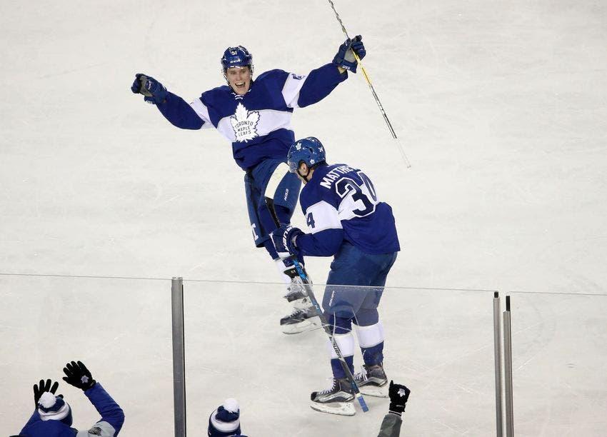 cheaper 34867 bda98 Toronto Maple Leafs: Three Takeaways From Centennial Classic ...