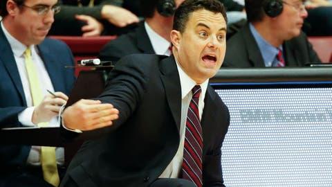 Coach of the Year: Sean Miller, Arizona