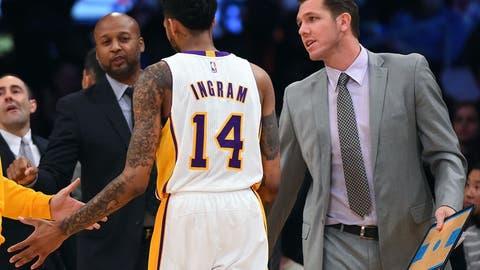 Brandon Ingram, F, Los Angeles Lakers