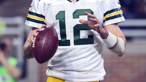Dec. 10: Week 14 vs. Packers, 1 p.m. FOX