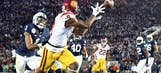 JuJu Smith-Schuster Declares For 2017 NFL Draft, Leaving USC Football Early