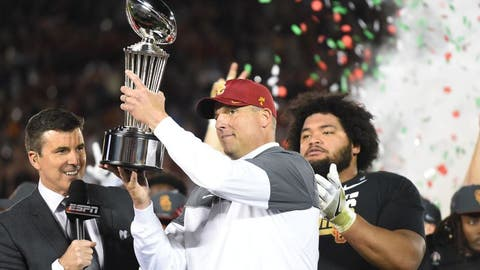 Rose Bowl: USC 52, Penn State 49