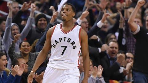 Backcourt: Kyle Lowry, Toronto Raptors