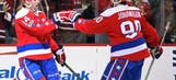 Washington Capitals Look to Stay Hot in Ottawa