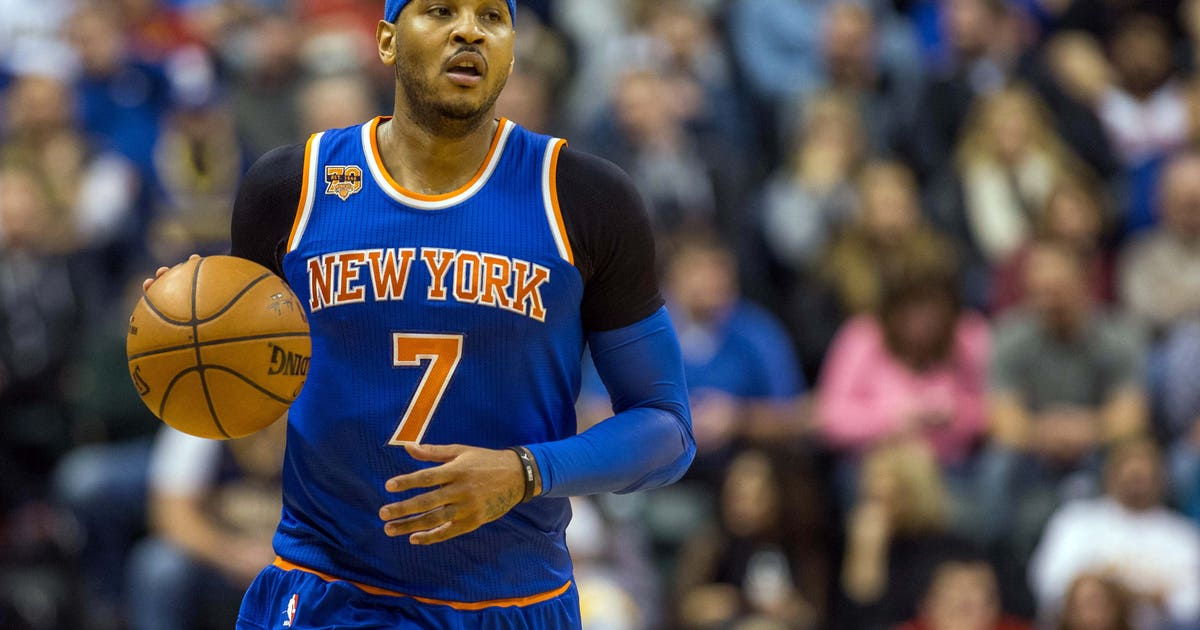 bc118f63bd8d Lakers  Carmelo Anthony Not the Answer for Los Angeles