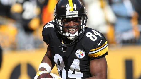Antonio Brown, Steelers WR