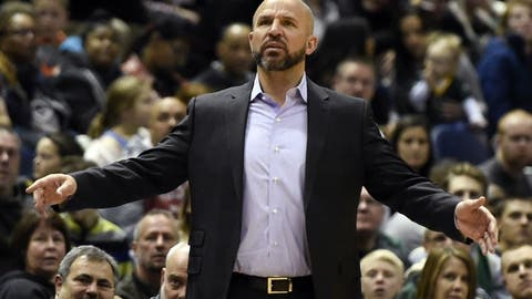 Jason Kidd, Milwaukee Bucks: B+