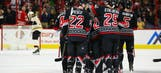 Should the Carolina Hurricanes Change Their Home Uniform From Red to Black?