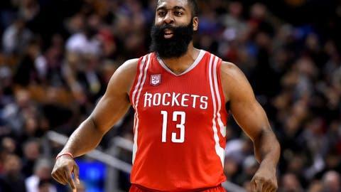 20. James Harden, Houston Rockets ($16.9 million)