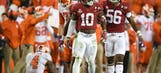 Reuben Foster is an intimidating presence, star in the making