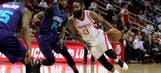 Charlotte Hornets Come Up Short Against Harden and the Houston Rockets