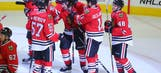 Chicago Blackhawks' Hot And Not: 4 Wins Baby!