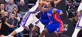 Highs and Lows: Sacramento Kings Fight Back To Beat Pistons