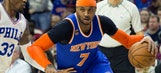 Carmelo Anthony Would Consider Trade If New York Knicks Prefer Rebuilding