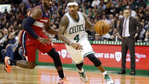 Washington Wizards vs. Boston Celtics
