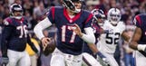 Brock Osweiler's season ends with horrendous statistic