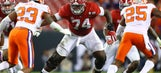 Cam Robinson likely to fall out of the NFL Draft's first round?