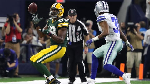 NFC divisional playoff, Cowboys vs. Packers