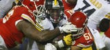 NFL Playoffs 2016: Steelers and Chiefs set ratings record