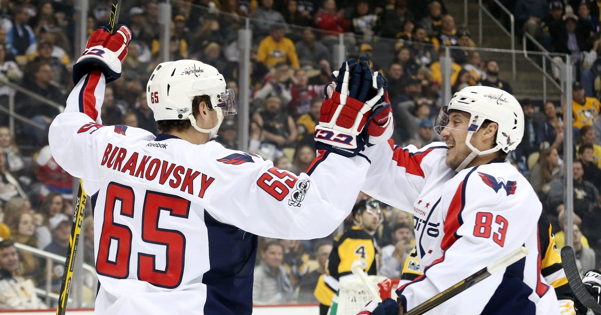 Washington Capitals  Three Players Providing Surprising Numbers on Offense   ca4ce6c8edf6