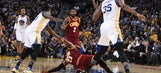 LeBron James, the puppeteer, has been able to pull Warriors' strings