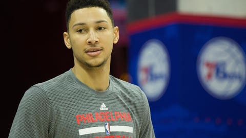 Ben Simmons, selected by Shaquille O'Neal