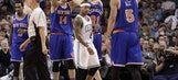 New York Knicks: Who Stepped Up Against The Boston Celtics?