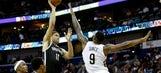 Pelicans drop home tilt to Nets