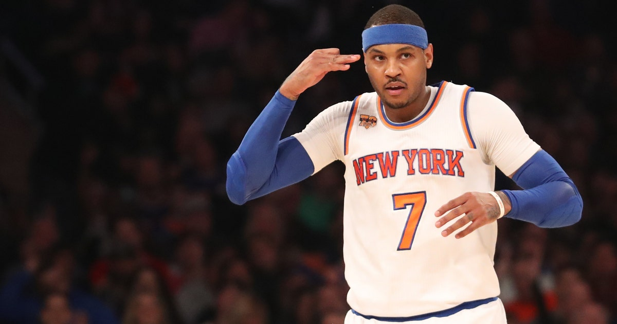 ef9dd5f3758 NBA Trade Rumors  10 Potential Carmelo Anthony Trades