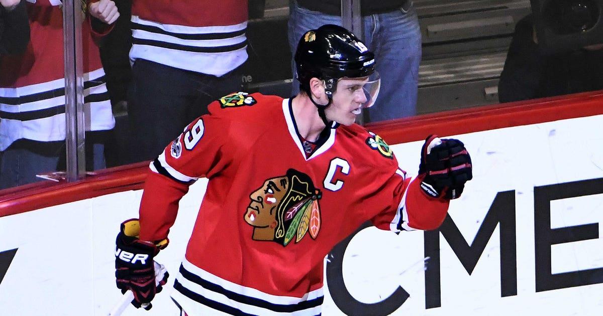 42c4e5eeffb NHL Power Rankings  Chicago Blackhawks  Win Streak Means Small Move ...