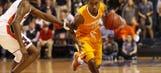 Tennessee Basketball: Watch Jordan Bone's Amazing Fadeaway Three for Vols at Auburn