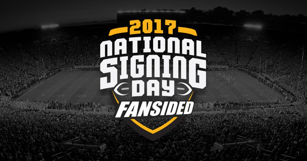 Iowa Football 2017 National Signing Day Live Tracker | FOX