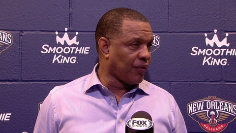 Alvin Gentry, New Orleans Pelicans: B+