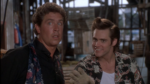 Dan Marino in 'Ace Ventura: Pet Detective'